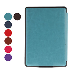 PU Protective Case for Amazon Kindle Paperwhite (7 Assorted Colors)
