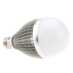 Dimmbare E27 12W 1080LM 6000-6500K Natural White Light LED Ball Lampe (85-265V) 489906