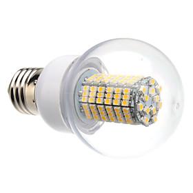 8W E26/E27 LED Globe Bulbs G60 138 SMD 3528 620 lm Warm White / Cool White AC 220-240 V 3869428