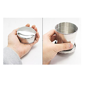 4-lagen Stainless Steel Retractable Cup (260ml) 510361
