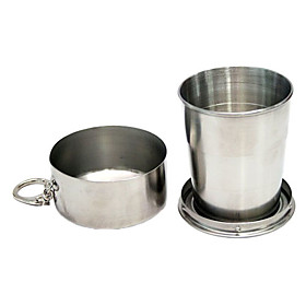 3-lagen Stainless Steel Retractable Cup (150ml) 510360
