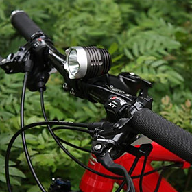 Front Bike Light Multifunction XML-T6 SXO LED Hightlight Waterproof Energysaving Bike Lamp and Head Lamp(1200LM) S200045 539496