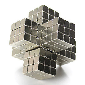Magnet Toys 216 Pieces 5 MM Magnet Toys Building Blocks Neodymium Magnet Executive Toys Puzzle Cube For Gift 551780