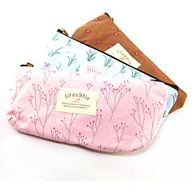 saco de têxteis flor rural lápis (cores aleatórias) 558269
