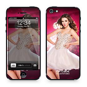 Da-Code ? Skin f�r iPhone 4/4S: