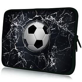"""""""A Football"""" Pattern Nylon Materiale Vandtæt cover til 11 """"/ 13"""" / 15 """"bærbar og tablet"""
