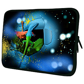 """""""2 Colors Gecko""""Pattern Nylon Material Waterproof Sleeve Case for 11″/13″/15"""" LaptopTablet"""