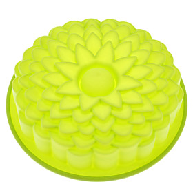 Sunflower Shaped Silicone Cake Mould 623834