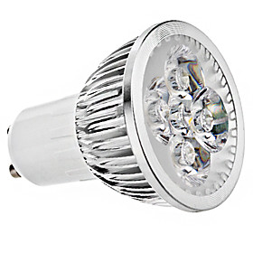 GU10 15-LED 5730 SMD LED Bulb Spotlight 6W 540LM AC 85-265V - Cool White (6000-6500K)