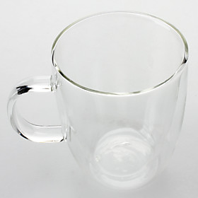 Double Walled Wine Beer Glass 640802