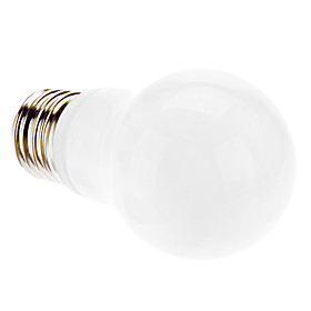 1pc 4 W 6500 lm E26 / E27 LED Globe Bulbs G45 12 LED Beads SMD 3328 Cold White 220-240 V / # / RoHS