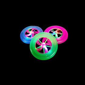 7 Farben Flashy UFO Frisbee Spielzeug 626643