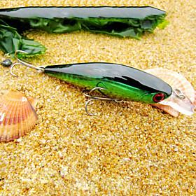 Trulinoya-Hard Mini Bait Minnow 89mm/10g/0-1.5m Fishing Lure 695912