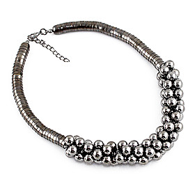 Women's Choker Necklace - Fashion Silver Necklace Jewelry For Party, Daily