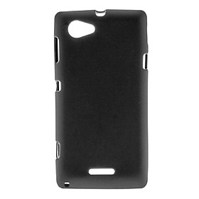 TPU Material Protective Case for Sony S36h(Xperia L) (Optional Colors)