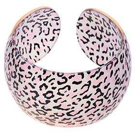 Lureme Leopard Bracelet(Random Color)