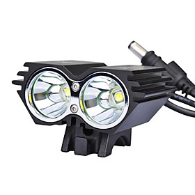 LED Bike Light Bike Light Front Bike Light LED Cycling 18650 Cycling / Bike / IPX-4