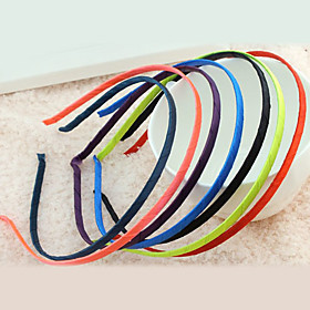 Women's Elegant Fabric / Alloy Headband / Headbands / Hair Jewelry / Headbands