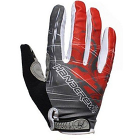 AUTHENTIC Handcrew Men's Bike Gloves Sports Gloves Full Finger Professional GEL Bicycle Cycling Gloves 895385
