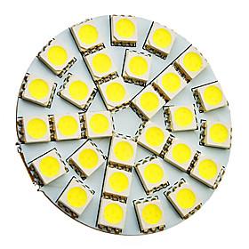 5W G4 LED Spotlight 30 SMD 5050 160-180 lm Cool White AC 12 V 774325