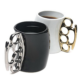New Style Creative Ceramic Fist Cup Mug Color Sent Randomly 836201