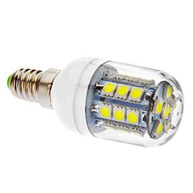 3W E14 LED Corn Lights T 27 SMD 5050 405 lm Cool White V 853767