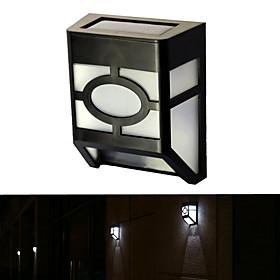 Cool White Light LED Bright Solar LED Lantern Solar Powered LED Wall Light
