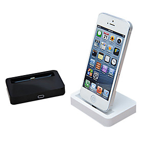 Charging Holder for iPhone 5/5S/5C(Assorted Color)