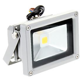 10W 710-790LM 3000K Warm White Light LED-Flutlicht (85-265V) 995776