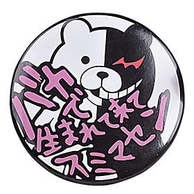 Dangan Ronpa Monokuma Brosche Cosplay Zubehör 935229