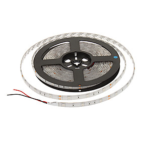 Wasserdicht 5M 30W 30x5050SMD 1500-1800LM Blue Light LED-Streifen mit 12V 3A Adapter 894126