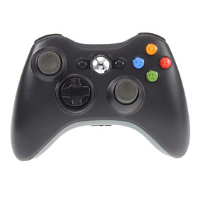 Double Shock Wired Game Controller S Type 2 A for Microsoft Old Generation Xbox Console