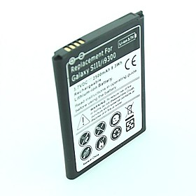 Spare Replaced Battery for Samsung Galaxy S3 i9300(2500mah 3.7v)