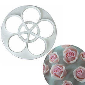 6 Eco-Friendly For Cupcake / For Chocolate / For Cake Silicone Baking Mold 1197924