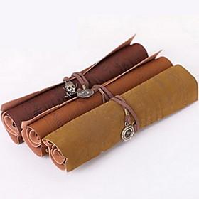 moda venda quente bolsa de couro marrom multiuso (1 pc) (mais cores) 1183256