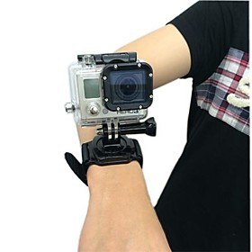 New Arrival 360 degrees rotation Wrist Strap Band Mount for Waterproof Housing Case of GoPro Hero 2,3,3