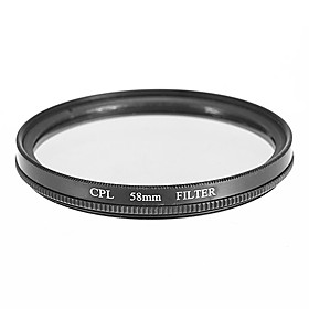CPL Filter for Camera (58mm) 1147328