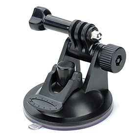 QD-X70 180° Rotation Car Mounted PC Holder with 70mm Diameter Suction Cup for GoPro Hero 2 / 3 / 3  - 1223783