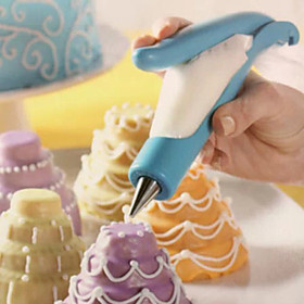 1 Baking High Quality For Cake / For Cupcake Plastic / Stainless Steel Decorating Tool 1289938