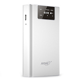 HAME T1 3-in-1 3G Mobile Power Wireless Router 7800mAh Power Bank