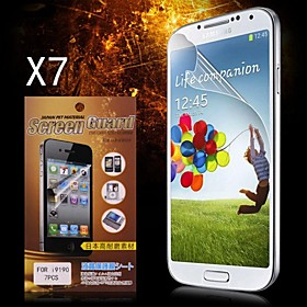 HD- Samsung Galaxy S4 9190 (7PCS)