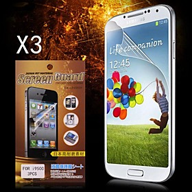 HD- Samsung Galaxy S4 i9500 (3PCS)