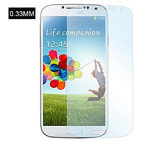 Explosion-Proof Premium Tempered Glass Screen Protector Film for Samsung Galaxy I9500 S4 Anti Shatter 1406731