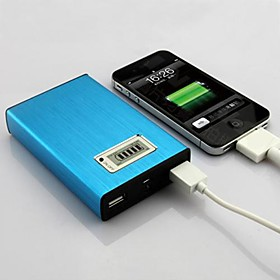 For Power Bank External Battery Output 1: 5V, Output 2: 5V For # For Battery Charger Flashlight / Multi-Output LCD