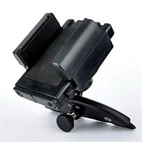 APPS2CAR Universal Car Mount Holder Slot Cd con 47 millimetri a 115 millimetri Larghezza del supporto regolabile per Samsung Mobiles