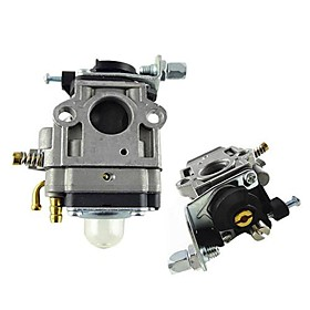 Carb Carburetor 2 stroke 33- 49cc Air Cooled Engine Pocket Rocket Dirt Bike Mini Quad ATV 1512886