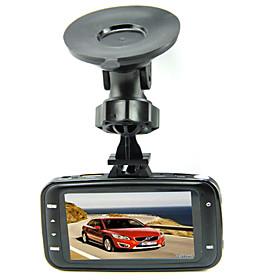 GS8000L Original Glass Lens 1080P Car DVR 2.7 Inch LCD With G-sensor NOVATEK 908022