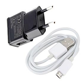 Chargeur Prise UE pour Samsung Galaxy S3 i 9300 et Autres Telephones