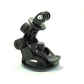 Suction Cup Mount Mini Style For Gopro 5 Gopro 3 Gopro 3 Auto Snowmobiling Motorcycle Bike/Cycling 1517997