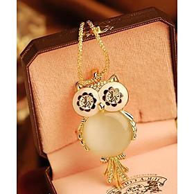 Mulheres Colares com Pendentes Corujas Floco de Neve Liga Moda bijuterias Jóias Para Ocasião Especial Aniversário 1464086